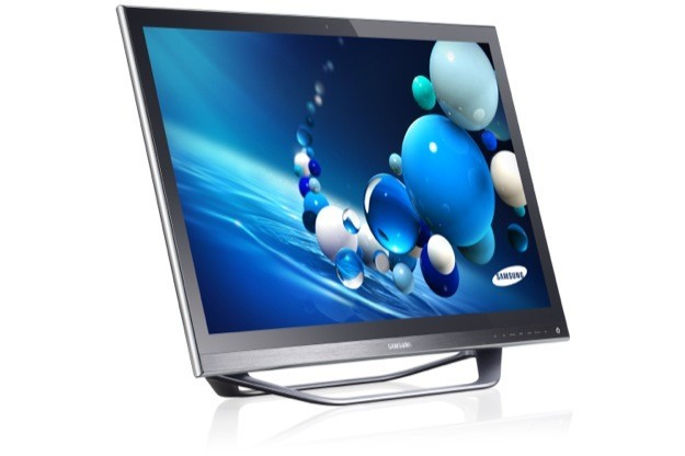 Samsung PC All-in-One Serie 7 - Isometrica