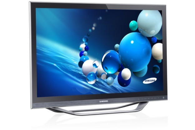 Samsung PC All-in-One Serie 7 - Dimensioni