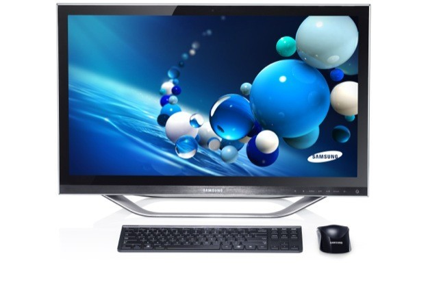 Samsung PC All-in-One Serie 7 - Fronte