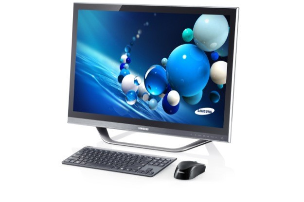 Samsung PC All-in-One Serie 7 - Tastiera e mouse wireless