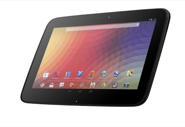 Google Nexus 10, il tablet con Android 4.2 di Samsung [FOTO]