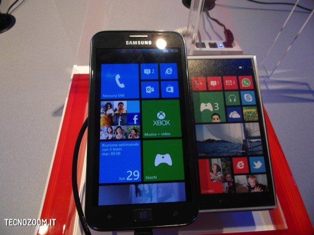 Samsung ATIV S, scheda tecnica completa [FOTO]