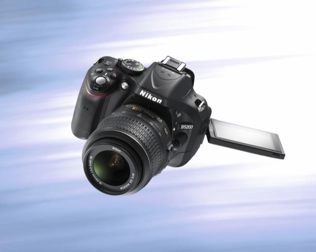 Nikon D5200 - Panoramica
