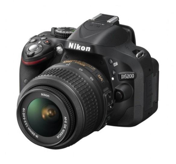 Nikon D5200 - Isometrica