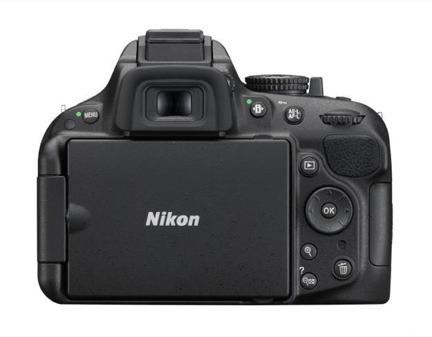 Nikon D5200 - Retro