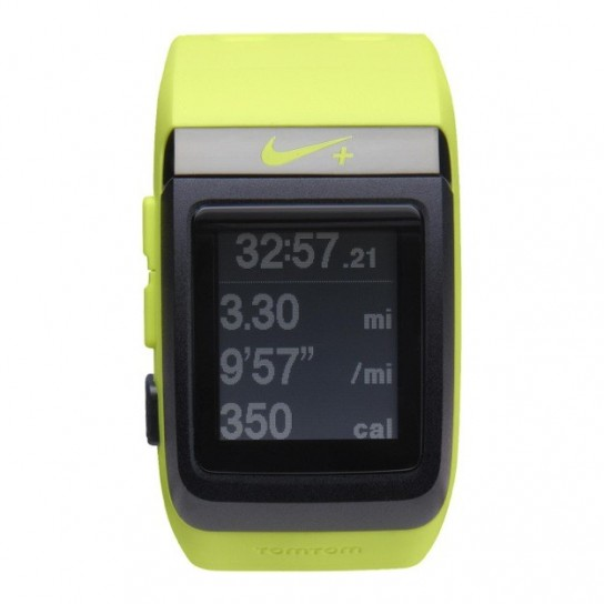 Nike+ Sportwatch GPS powered by TomTom - Dati