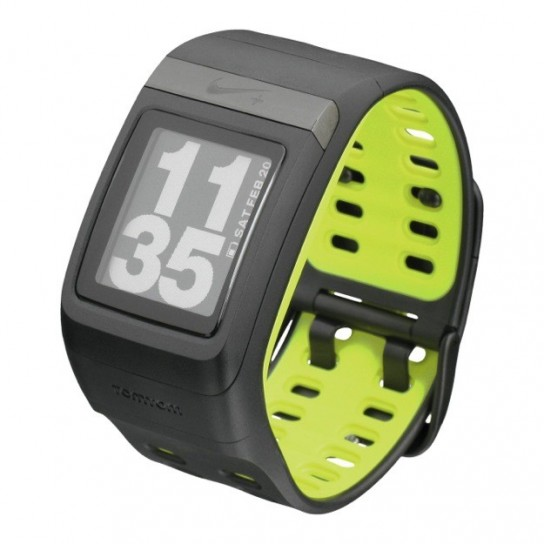 Nike+ Sportwatch GPS powered by TomTom - Nero