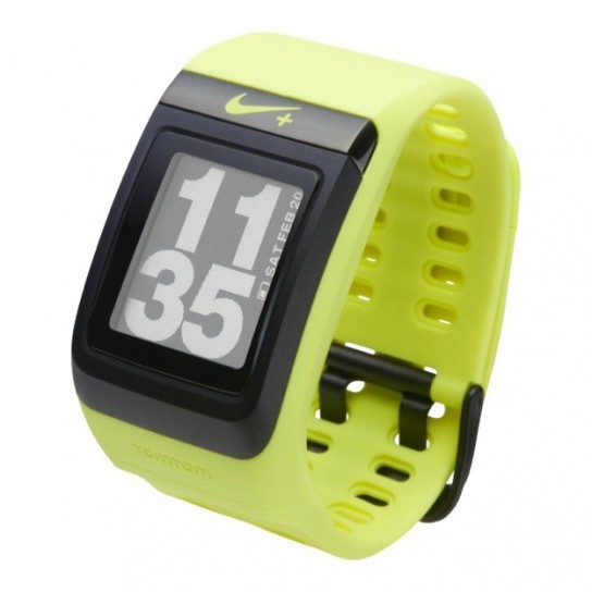 Nike+ Sportwatch GPS powered by TomTom - Giallo