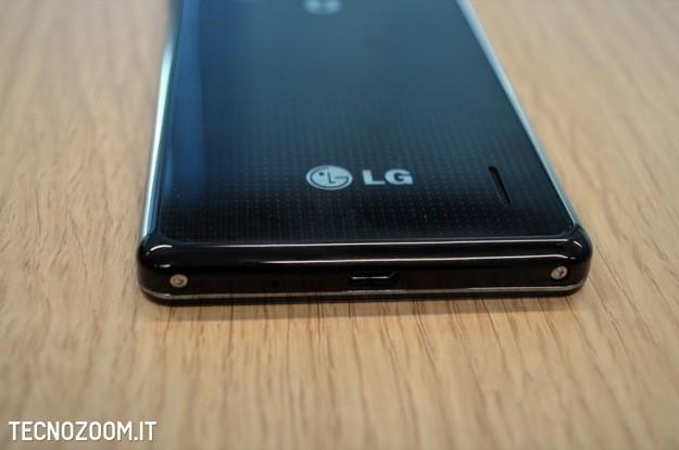 LG Optimus G recensione - Base