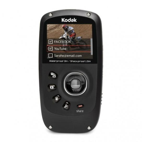 Kodak PlayStore Zx5 - Fronte