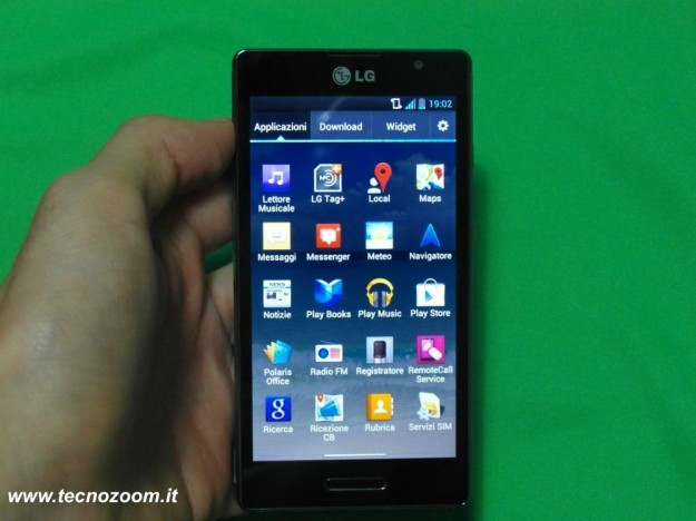 lg optimus l9 hands on