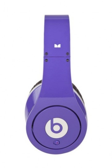 Beats Audio Studio by Dr. Dre - Pulsante b