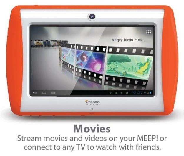 oregon scientific meep tablet manual