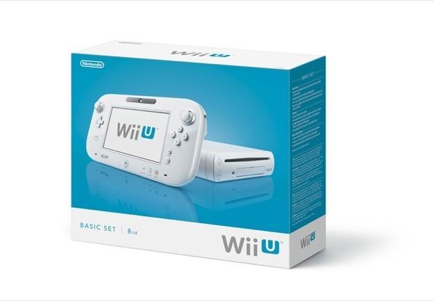Nintendo Wii U - Box console bianca