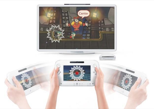 Nintendo Wii U - Sensore di movimento
