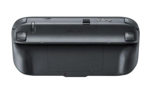 Nintendo Wii U - Retro GamePad nero