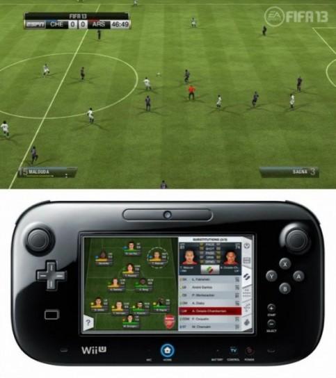 Nintendo Wii U - FIFA 13