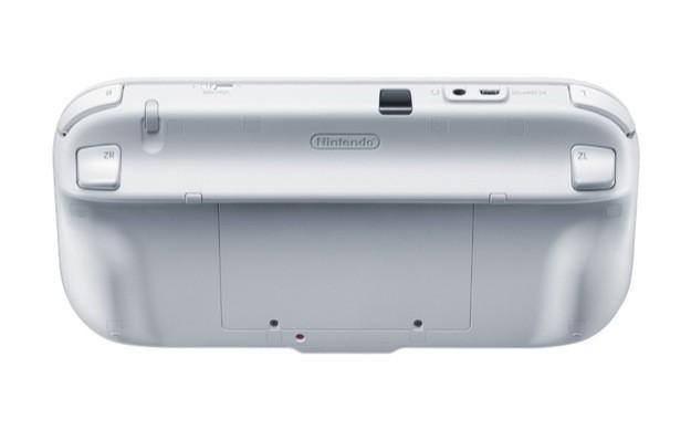 Nintendo Wii U - Retro GamePad bianco