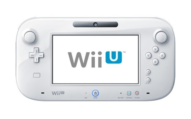 Nintendo Wii U - GamePad bianco