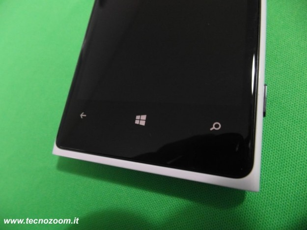 Nokia Lumia 920 tasti