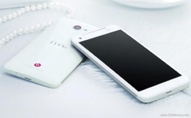 HTC Deluxe DLX - Foto ufficiose