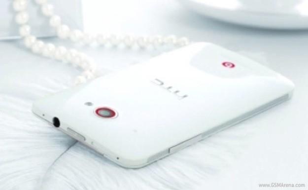 HTC Deluxe DLX - Retro bianco