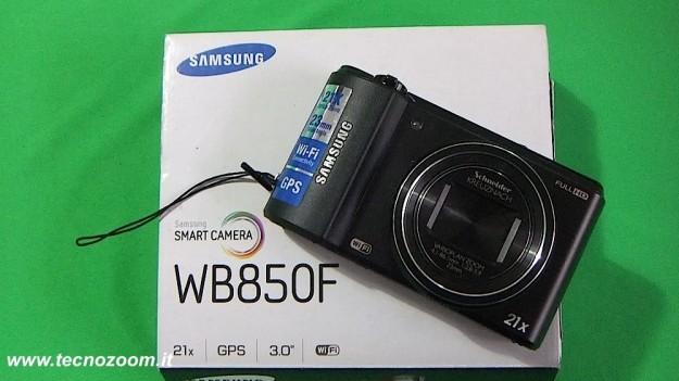 Samsung WB850F test