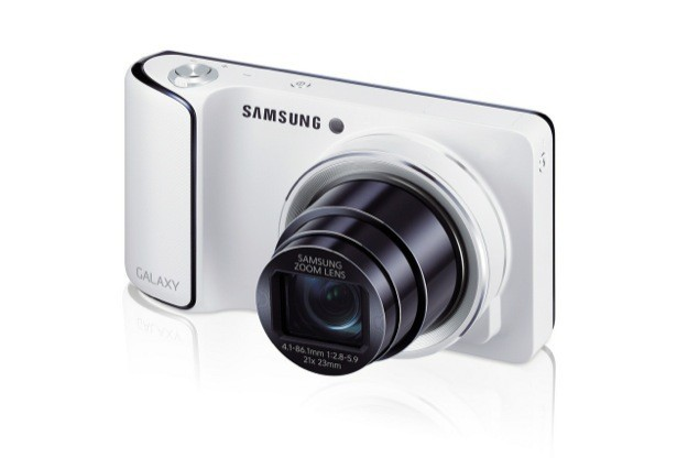 Samsung Galaxy Camera - Isometrica