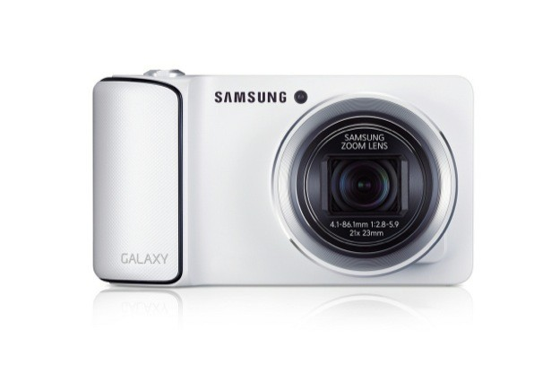 Samsung Galaxy Camera - Frontale