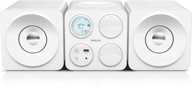 Philips MCM1050-12 - Fronte