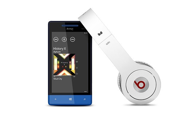 HTC 8S - Beats Audio