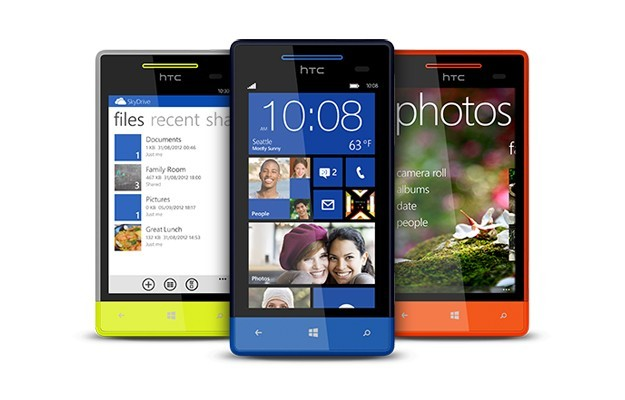 HTC 8S - Natale 2012