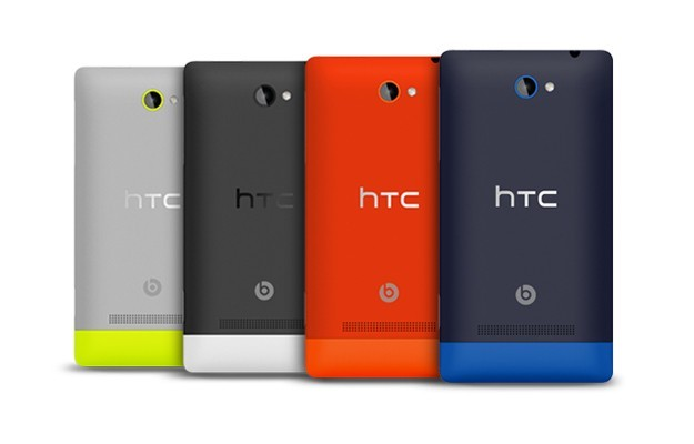 HTC 8S - Retro gamma