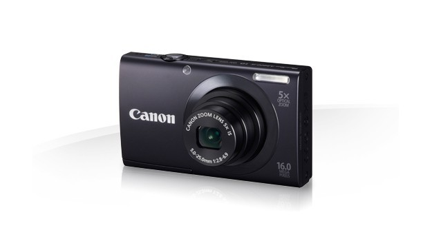 Canon PowerShot A3400 IS - Nera