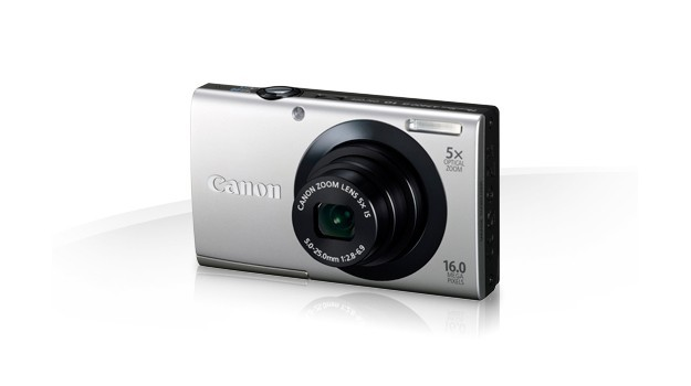 Canon PowerShot A3400 IS - Bianca