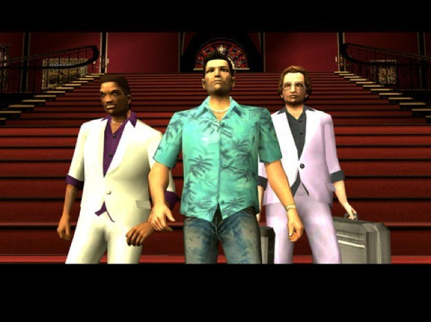 GTA Vice City mobile - Trama avvincente