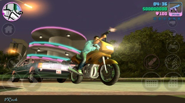 GTA Vice City per iPhone disponibile, Android rinviato [FOTO]