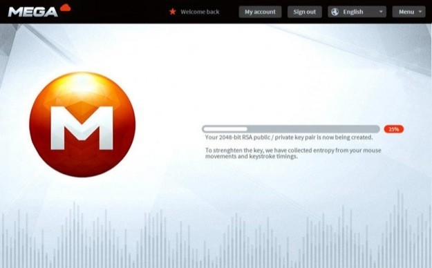 Mega, prime immagini del successore di Megaupload [FOTO]