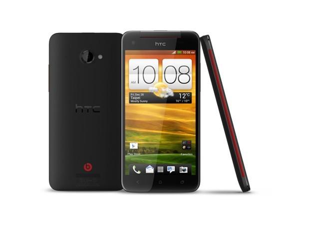 HTC Butterfly - Frontale