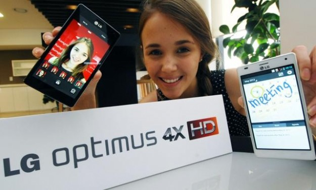 LG Optimus 4X HD: quad core più abbordabile per Natale 2012 [FOTO]