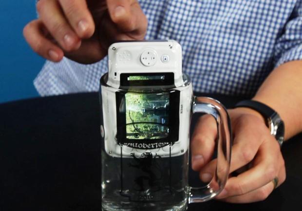 Nikon Coolpix S30 acqua