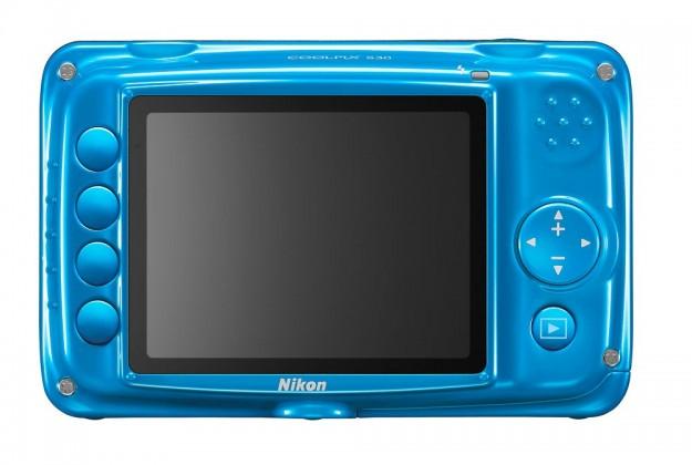 Nikon Coolpix S30 LCD