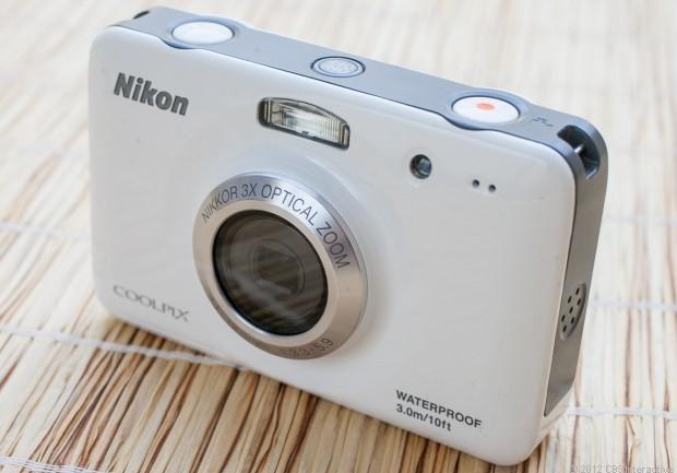 Nikon Coolpix S30 lenti