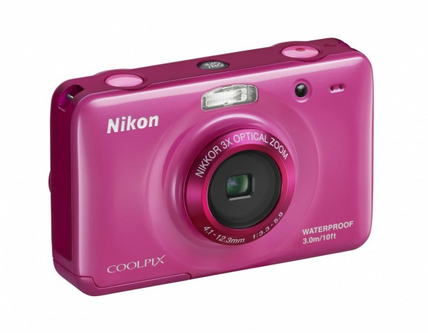 Nikon Coolpix S30 rosa