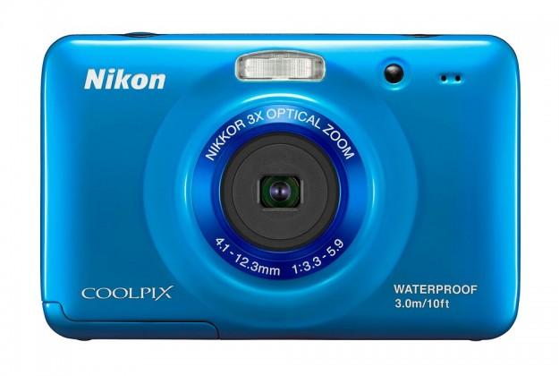 Nikon Coolpix S30 blu