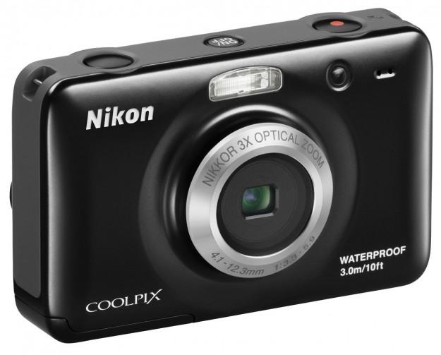 Nikon Coolpix S30 nero