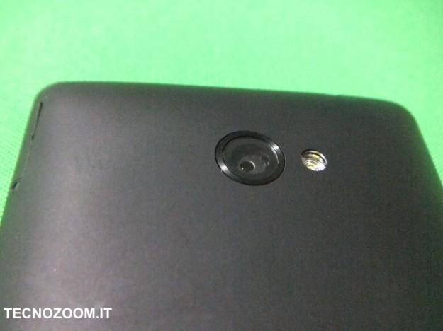 HTC 8X fotocamera