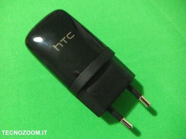 HTC 8X caricabatteria