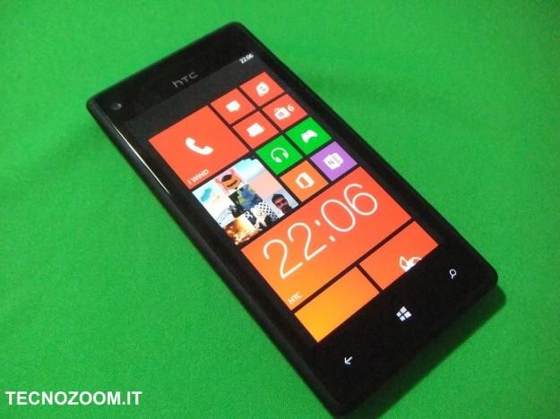 HTC 8X recensione