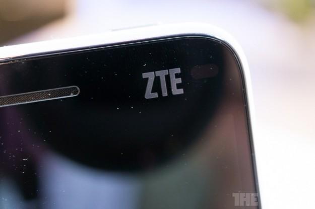 ZTE Grand S logo